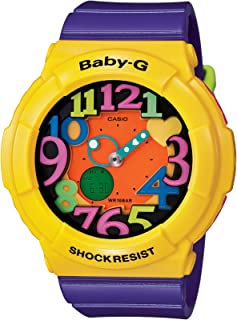 CASIO Baby-G Crazy Neon Series BGA-131-9BJF japan import