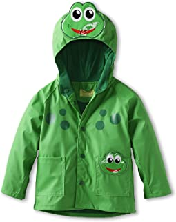 Western Chief Kids Frog Raincoat (Toddler/Little Kids)