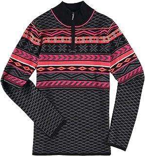 999dd91d599 Krimson Klover Womens Over Yonder 1 4 Zip Pullover Sweater
