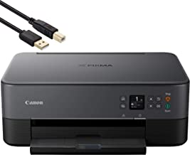 $219 » Sponsored Ad - Canon PIXMA TS 6000 Series Multifunction Color Inkjet Printer - Black - Copier/Printer/Scanner - 4800 x 120...