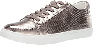 Kenneth Cole New York Womens KL04622E1 Kam Lace-up Sneaker Silver Size: 9 US / 9 AU