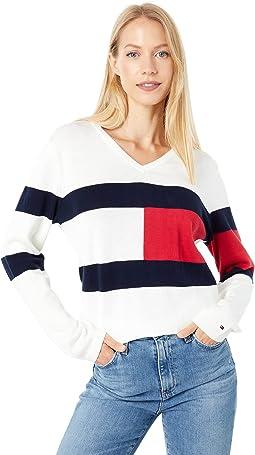 Flag Ivy Sweater