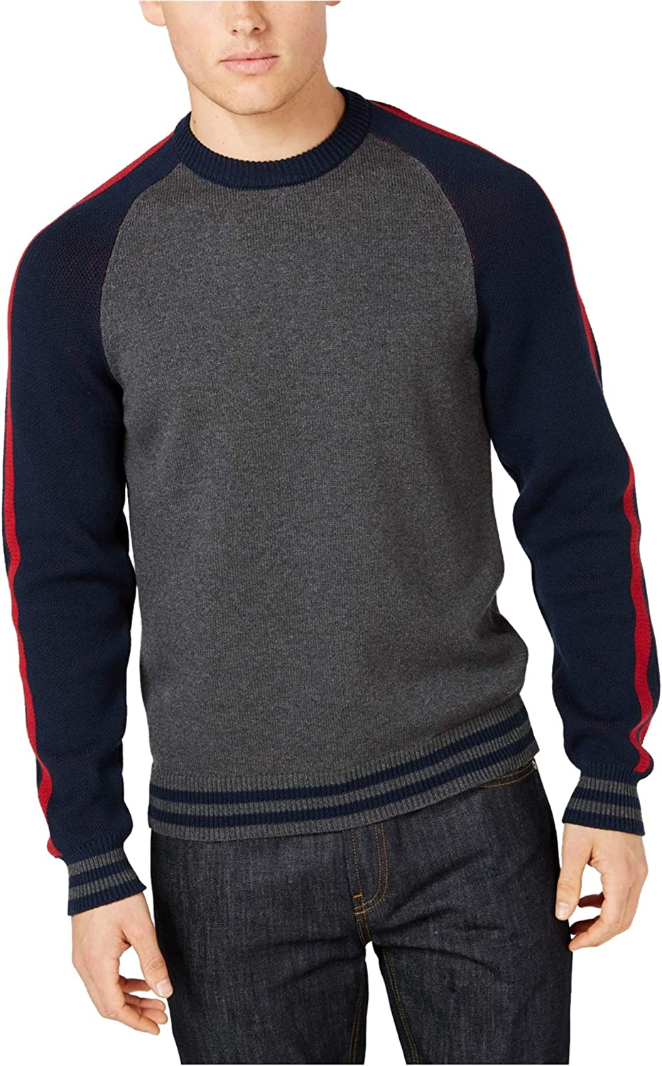 American Rag Mens Heather Pullover Sweater