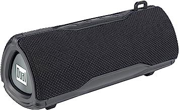 Dual Electronics LUBTWF2S Wireless Portable Bluetooth Speaker | TruWireless Bluetooth Stereo | Waterproof & Dustproof IP67 | 360 Rich & Dynamic Sound | 100ft Wireless Range | 15 Hour Playtime