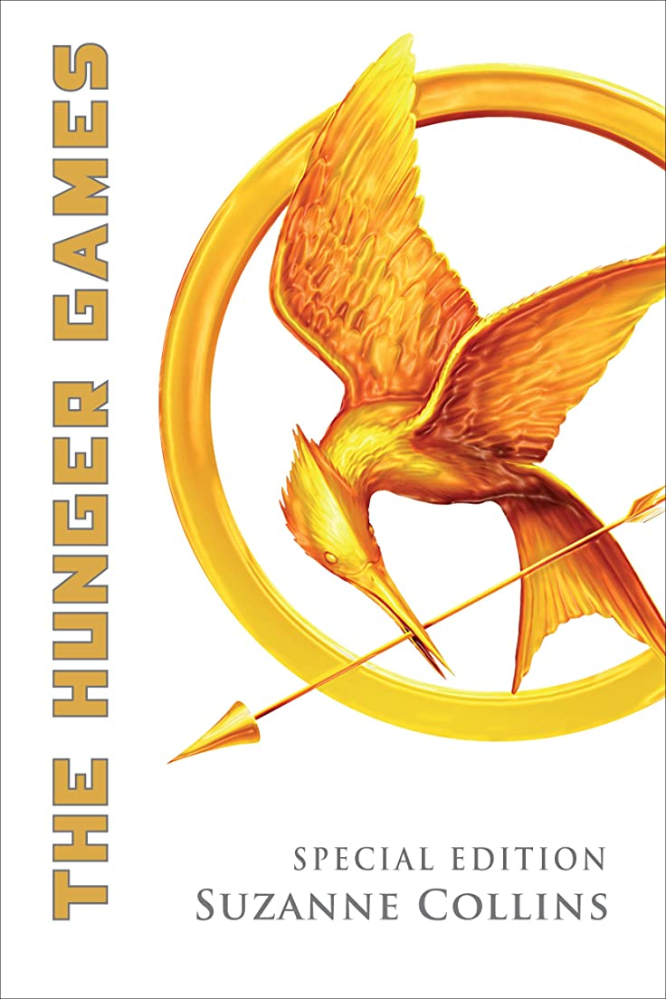 シャワー昇る浸したThe Hunger Games (Hunger Games Trilogy, Book 1)
