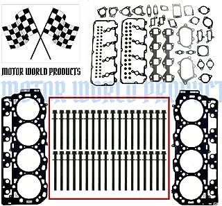 Duramax LLY/LBZ Head gasket set with head bolts - types