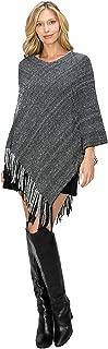 Best black poncho scarf Reviews