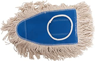 Fuller Brush Dry Mop - Commercial Floor Dusting & Mopping Cleaner - Washable Head For Drying & Dusting Kitchen & Bathroom Floors