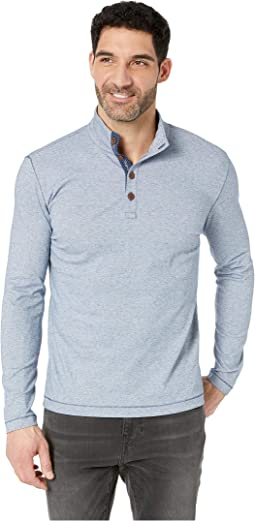 Leonard Long Sleeve Knit Sweater