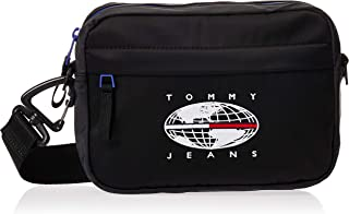 Tommy Jeans Expedition Crossover Bag, Black, AM0AM05545
