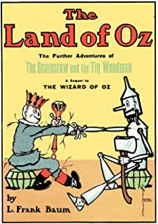 The Illustrated Land of Oz