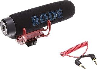 RØDE VMGORode VideoMic GO Lightweight Directional On-Camera Shotgun Microphone