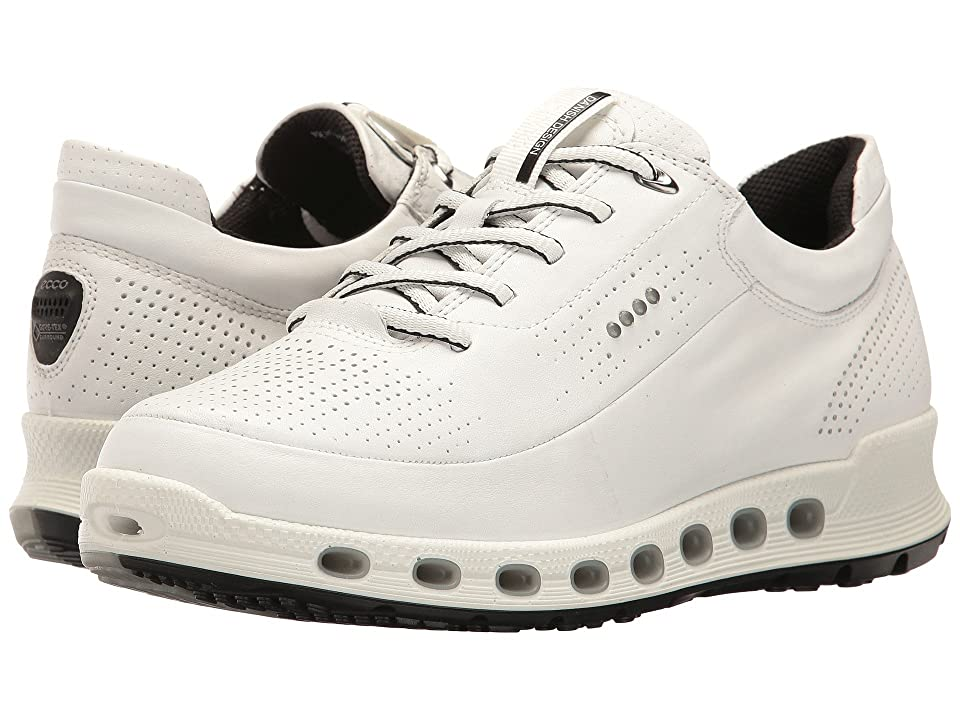 ECCO Cool 2.0 Gore-Tex Sneaker (White) Women
