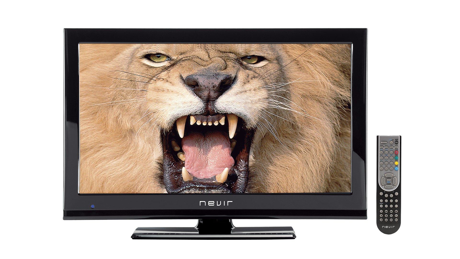 Nevir NVR750224HDB - Televisión LED de 24 pulgadas, Full HD, USB ...