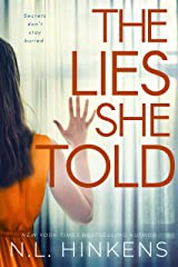 The Lies She Told: A psychological suspense thriller (Payback Pasts Collection) Kindle Edition