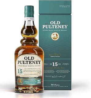 Old Pulteney 15 Years Old Single Malt Scotch Whisky 1 x 0.7 l