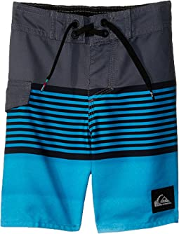 Quiksilver Kids - Division Solid Boardshorts (Toddler/Little Kids)