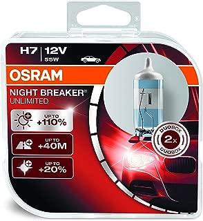 Osram H7 P64210 Night Breaker Unlimited NBU Duo Box (12V, 55W)