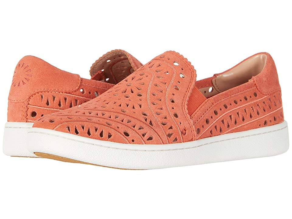 UGG Cas Perf (Vibrant Coral) Women