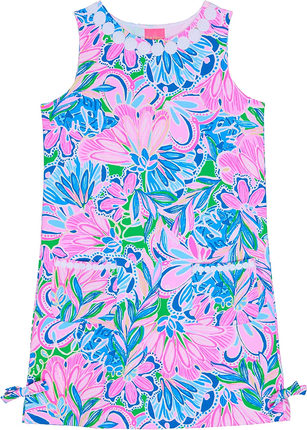 Lilly Pulitzer Girl's Little Lilly Classic Shift (Toddler/Little Kids/Big Kids)