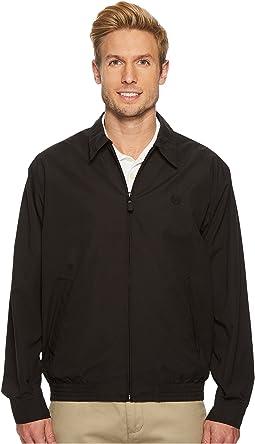 Full Zip Microfiber Jacket