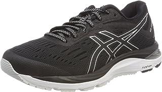 Asics Men's Gel-Cumulus 20 Running Shoes, Black (Black/White),11 US,45 EU
