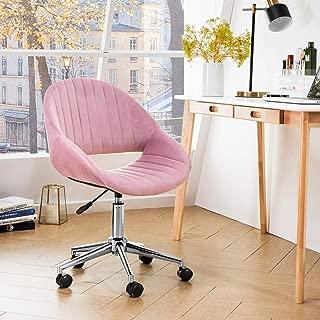 Best white fur desk chair Reviews