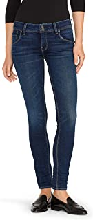 Sponsored Ad - HUDSON Women's Collin Mid Rise Skinny Jean, with Back Flap Pockets