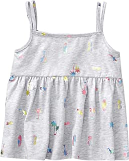 Gymboree Girls' Printed Tank Top