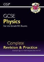 New Grade 9-1 GCSE Physics Complete Revision & Practice (CGP GCSE Physics 9-1 Revision)