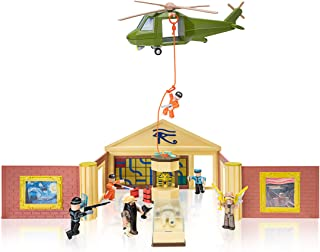 Roblox Action Collection - Jailbreak: Museum Heist Playset [Includes Exclusive Virtual Item]