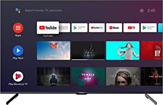 """Panasonic 4k Ultra HD 55"""" Android TV, 4k Color Engine, Hexa Chroma Drive, DTS and Dolby Audio, Slim Design TV, TH-55HX750"""