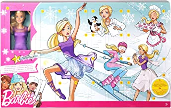 Best barbie careers advent calendar 2017 Reviews