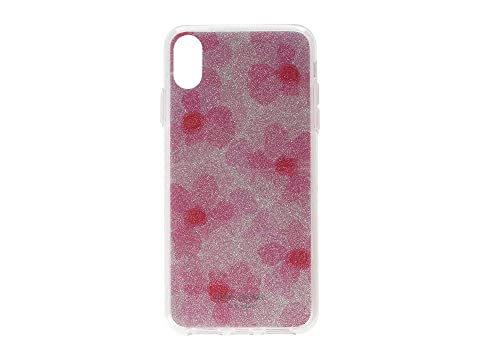 Kate Spade New York Glitter Abstract Peony Phone Case for iPhone XS Max