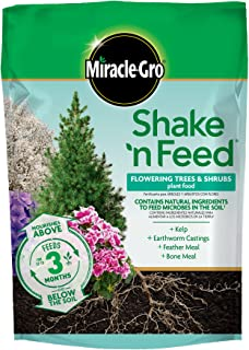 Miracle-Gro 3002410 Shake 'N Feed Flowering Trees & Shrubs Continuous Release Plant Food
