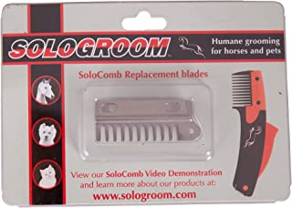 EQUISTAR Replacement Blades for Solocomb