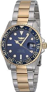 ساعة انفيكتا للنساء 33260 برو دايفر كوارتز 3 عقارب زرقاء