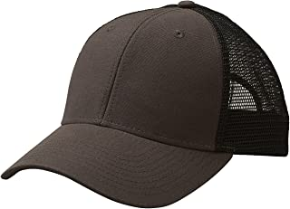 Ouray Sportswear Industrial Canvas Mesh Cap