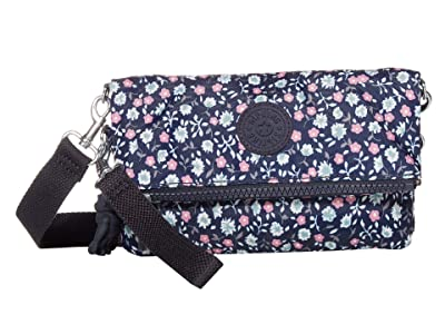 Kipling Lynne Convertible Crossbody Bag (Floral Rush) Handbags