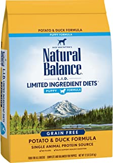 Natural Balance L.I.D. Limited Ingredient Diets Dry Puppy Food