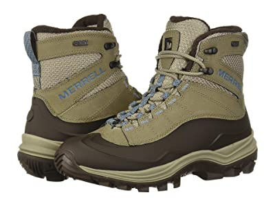 Merrell Thermo Chill Mid Shell Waterproof (Brindle) Women