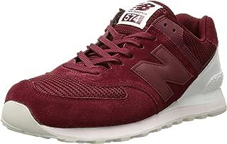Men's 574v1 Synthetic/Mesh Sneaker