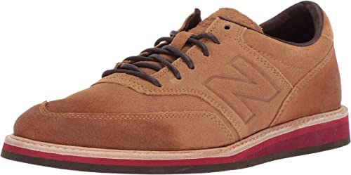 New Balance Hommes's 1100v1 Walking chaussures, marron Maroon, Maroon, Maroon, 12 D US 88a