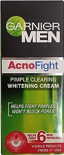 Garnier Men Pimple Clearing Whitening Cream - Acno Fight, 18g Carton