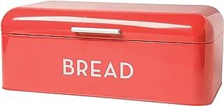 Now Designs Bread Bin, Red