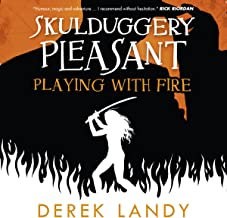 skulduggery pleasant playing with fire audiobook
