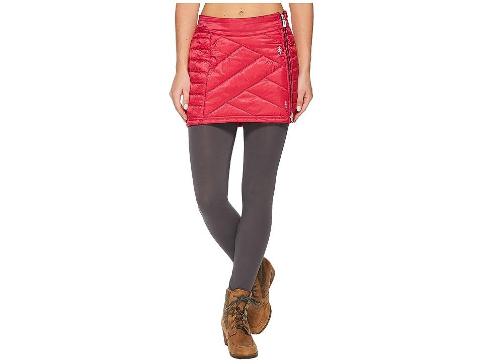 Smartwool Corbet 120 Skirt (Potion Pink) Women