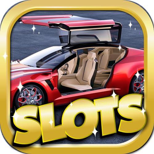 Online Slots Casino : Cars Blanco Edition - Free 777