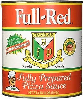 stanislaus full red pizza sauce