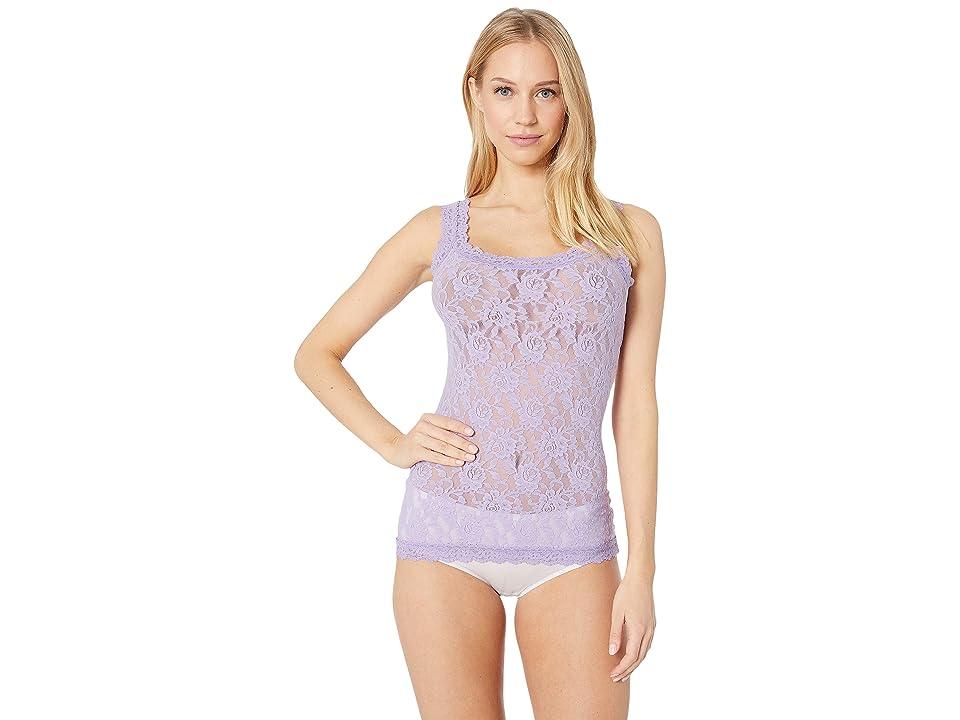 Hanky Panky Signature Lace Unlined Cami (Lavender Sachet) Women